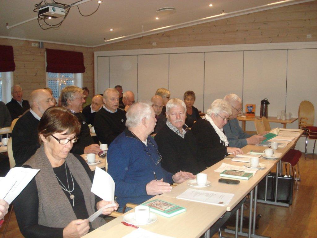 Årsmøtedeltakerne -1