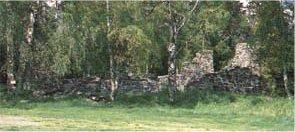 Munkeby klosterruin
