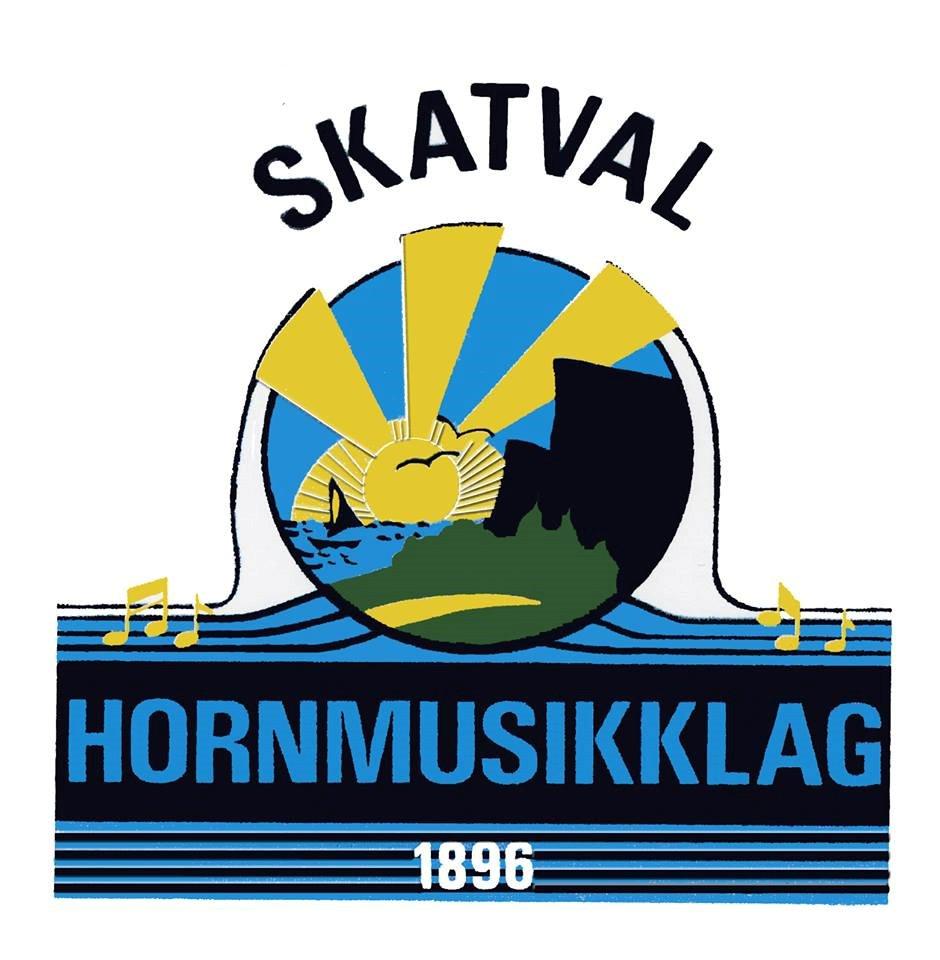 Hornmusikken logo